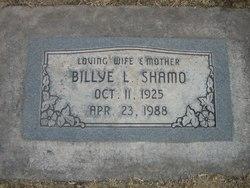 Billye Louise <I>Knowles</I> Shamo