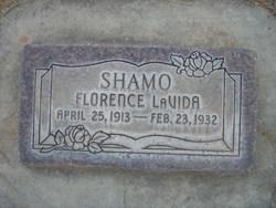 Florence LaVida Shamo