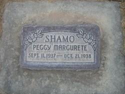Peggy Margarette Shamo