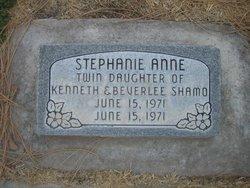 Stephanie Anne Shamo