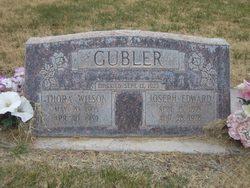 Joseph Edward Gubler, Jr