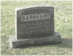 Malissa J. <I>Ourey</I> Barnhart