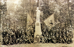 24th Michigan Infantry Monument