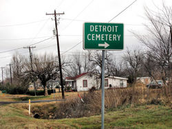 Detroit Cemetery