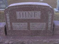 Bessie Ann <I>Smith</I> Hine