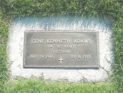 Gene Kenneth Adams