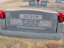 Clyde Samuel Alsup, Sr