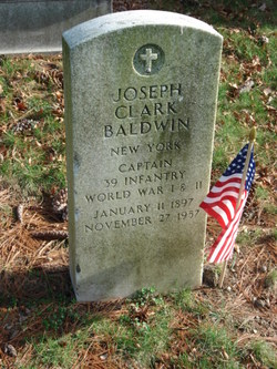 Joseph Clark Baldwin