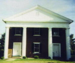 Maysville Presbyterian Church Cemetery