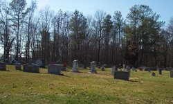 Union Grove Baptist Church Cemetery