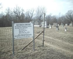 Old Roach Cemetery