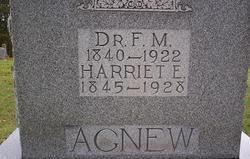 Harriet Elizabeth <I>Elmore</I> Agnew