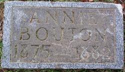 Anna Bouton Agnew