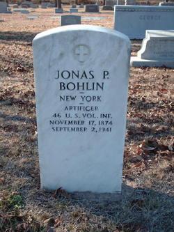 Jonas Peter Bohlin