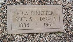 Ella F. Kieffer