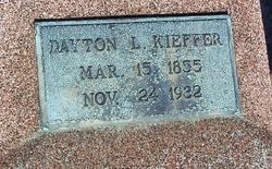 Dayton L Kieffer