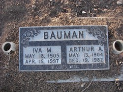 Arthur Augustus Bauman