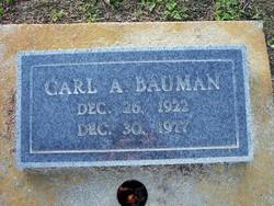 Carl Andrew Bauman