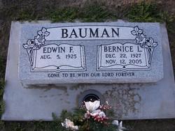 Bernice L. Bauman