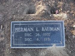 Herman L. Bauman