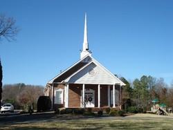 Chattahoochee Baptist Church Cemetery