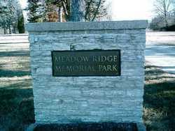 Meadow Ridge Memorial Park