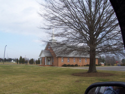 Cornatzer United Methodist Church Cemetery