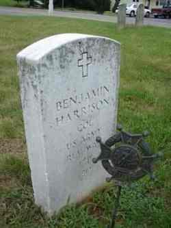 COL Benjamin Harrison