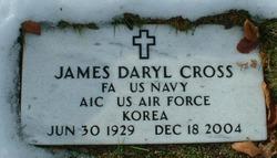 James Daryl Cross