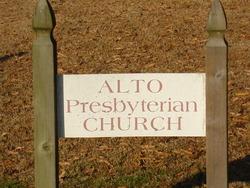 Alto Presbyterian Church Cemetery