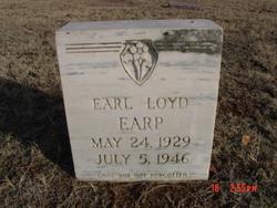 Earl Loyd Earp