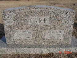 Earlie Martin Earp