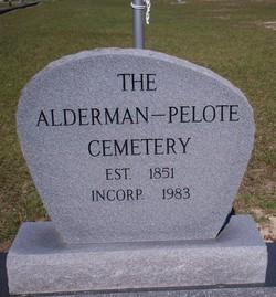 Alderman-Pelote Cemetery
