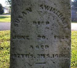 Susannah S <I>Frederick</I> Swinehart