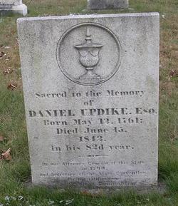 Daniel Updike