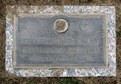 Charles Henry Adey