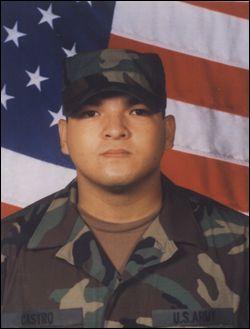 Sgt Jesse Joel Jesus Castro