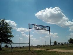 Washunga Cemetery