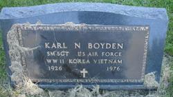 Karl N Boyden