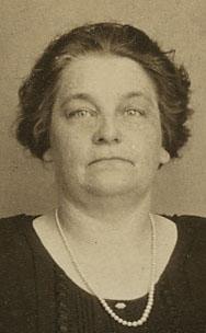 Lucy May <I>Krebs</I> Markel