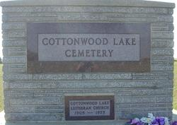 Cottonwood Lake Lutheran Cemetery