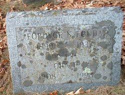 Fordyce N Fonda