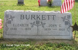 John C. Burkett
