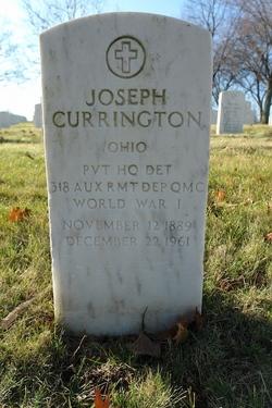 Joseph Currington
