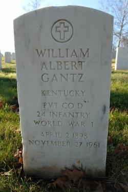 William Albert Gantz