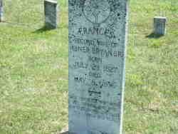 Frances <I>Powell</I> Bryan