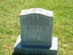 Lucy Elizabeth Bryan