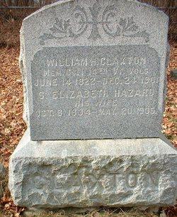 William H Claxton