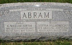 Charles William Abram