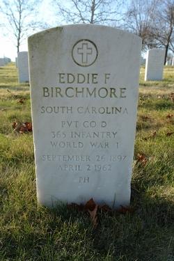 Eddie F Birchmore